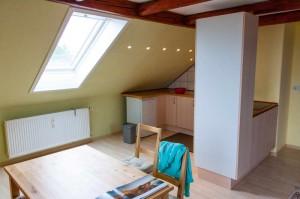 Две комнаты на чердаке