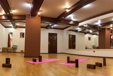 Студия йоги Казань