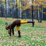 Йога позы Казань