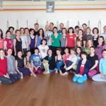 Группа по йоге
