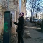 Парковка в Казани