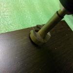 22 мм от края в дверце