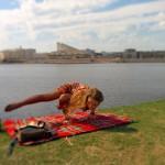 Skoro novaya studiya yogi