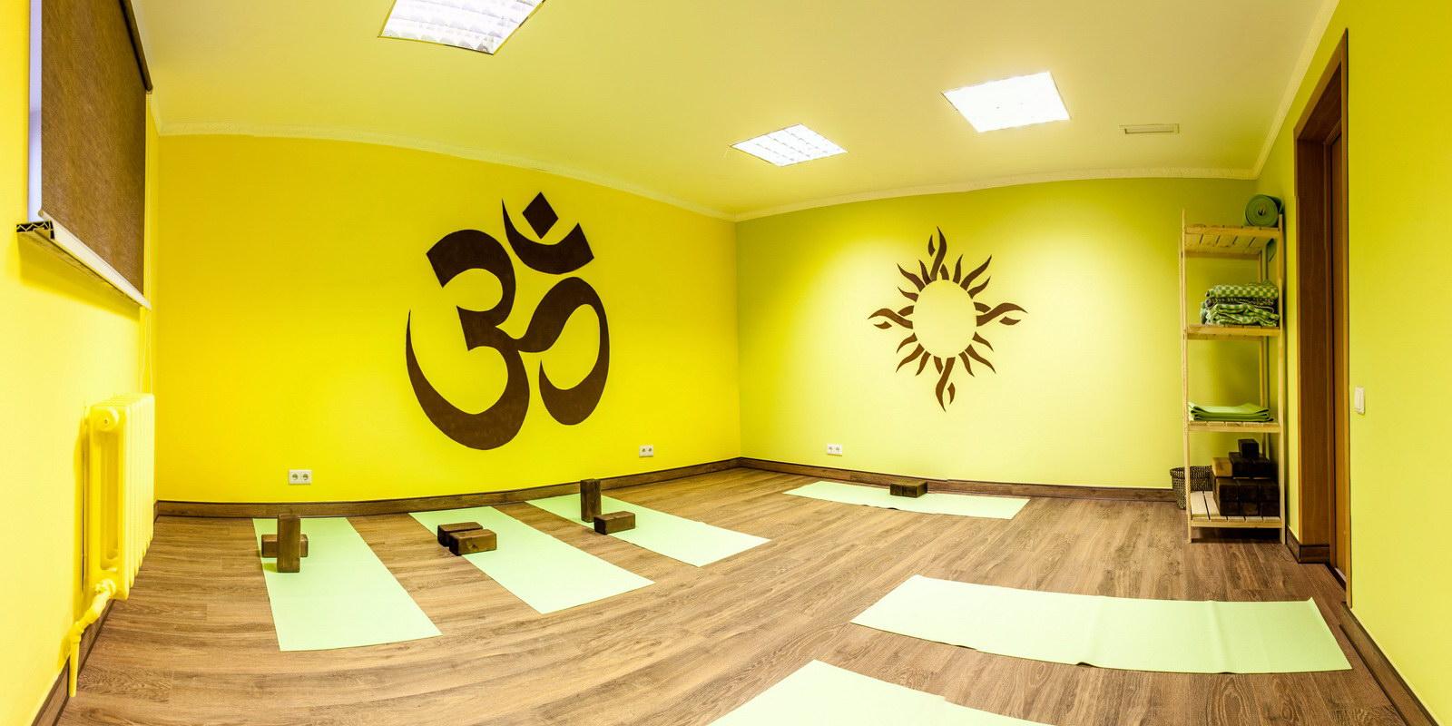 Студия йоги в Казани на ул. Сибгата Хакима 5а