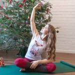 С новым годом от йоги в Казани