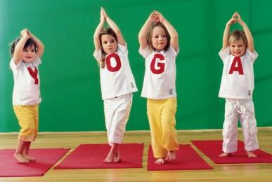 Детская йога в Казани