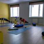 Йога с малышом Казань