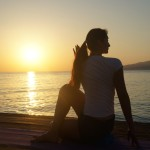 Алсу Учарова студия по йоге Yogalena