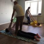 Массаж в йоге Казань