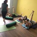 Класс йоги старшего возраста Казань