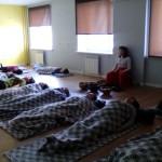 Поющие Чаши в Казани в студии йоги